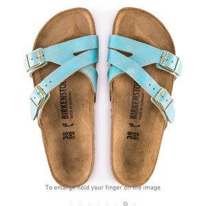 NWT Birkenstock Yao Sandal